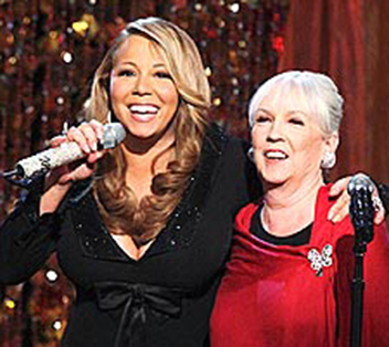 music-celebrity-mariah-carey-mom-mother-patricia-hickey-young-image-picture
