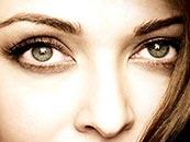 Rihanna's Real Natural Eye Color: Green Eyes, Brown Or ...
