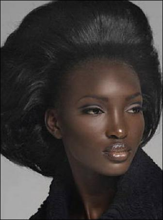 hair african beauty hairstyles american natural woman afro history styles culture dark 1950 celebrities female straight 50s rules face africa