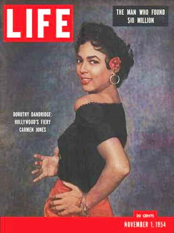 celebrity-biracial-hollywood-actress-dorothy-dandridge-life-magazine-bio-facts