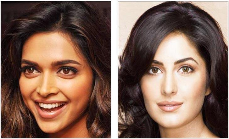 BEST Deepika Padukone & Katrina Kaif Info: Age, Height ...