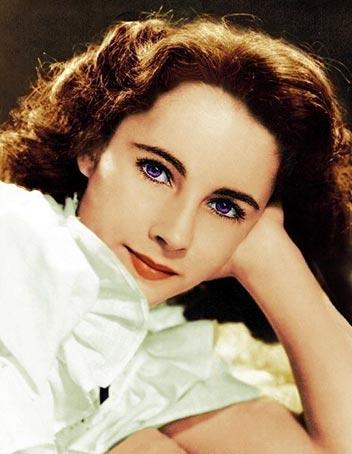 taylor eyes Elizabeth