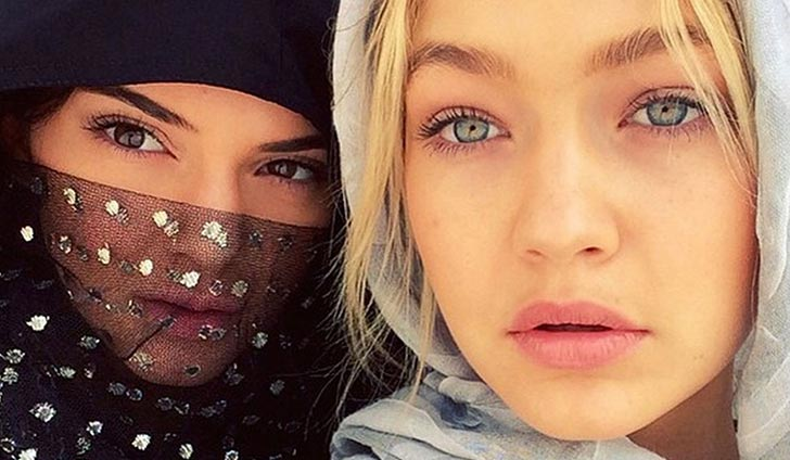 Image result for gigi hadid muslim