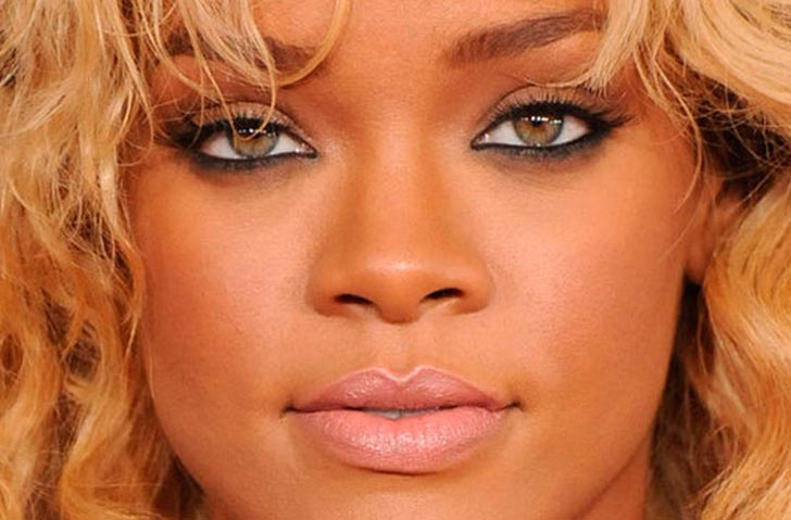 best facts about rihanna most googled eyes in music