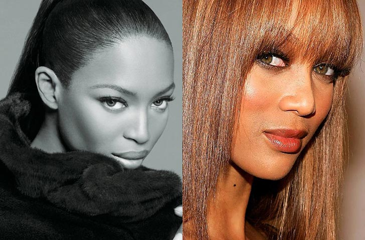 Models Tyra Banks Naomi Campbell Net Worth 2015 Forbes